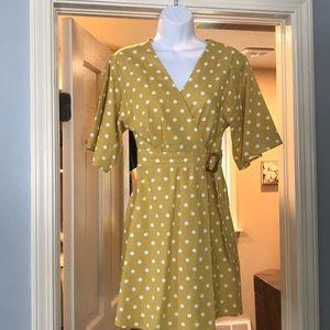 NWOT Blu Pepper Dress